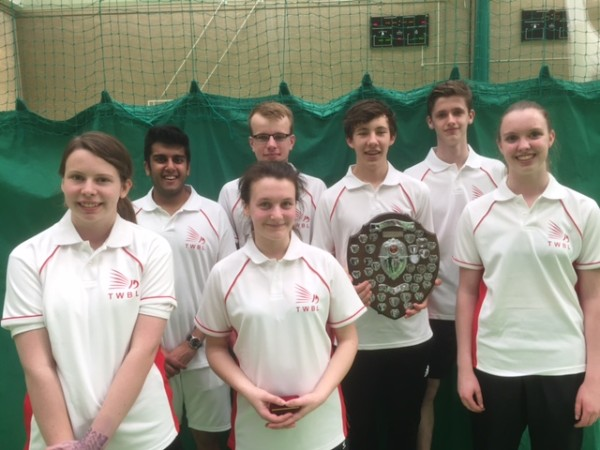 TWBL U19's and the shield